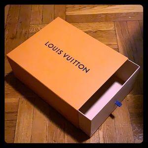 Louis Vuitton collectible draw box
